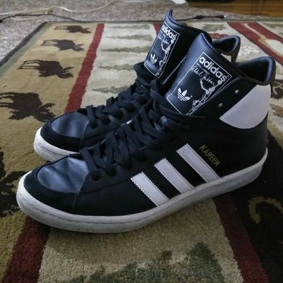 3d5fc4ca95c adidas Other - Kareem Abdul Jabbar Adidas 10.5